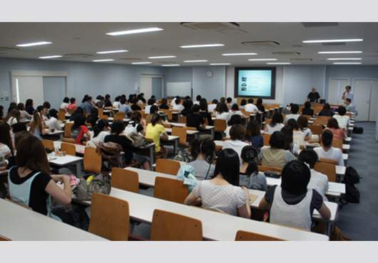 アジア8カ国8大学COP10ポスター展/講演会+展覧会