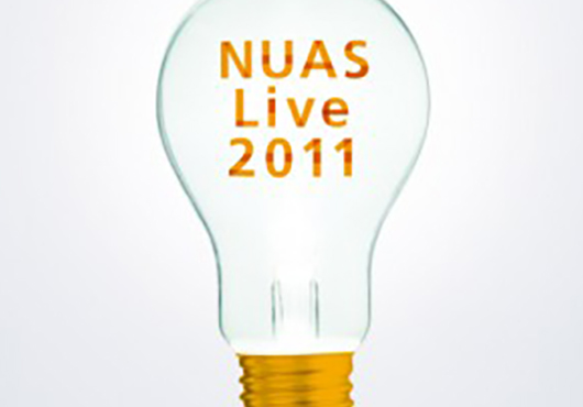 NUAS Live 2011 / デザイン学科企画のご紹介&全体撮影!