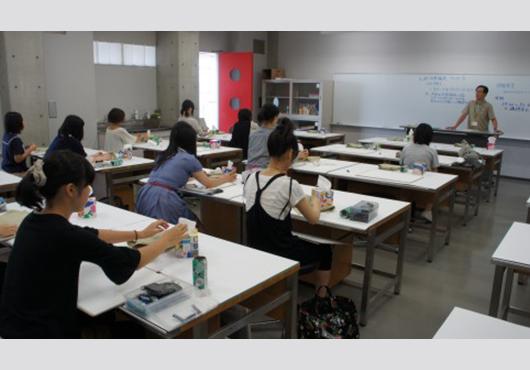 キャンパス見学会&入試対策講座が終了しました。