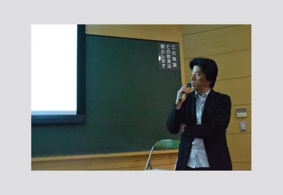 特別講義 「梶田渉の仕事と広告コミュニケーション」