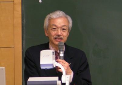 特別講義 福田哲夫先生 トランスポーテーション