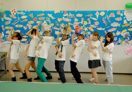 NUAS-DESIGN水族館!! in NUASLive2012