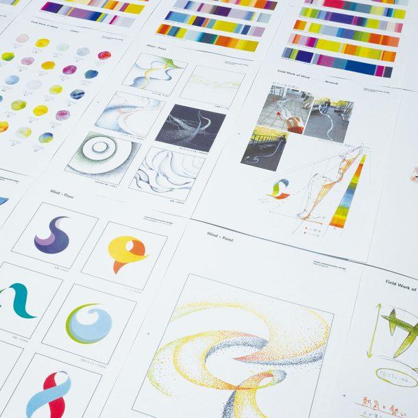 ビジュアルコミュニケーションデザインの発想と展開
