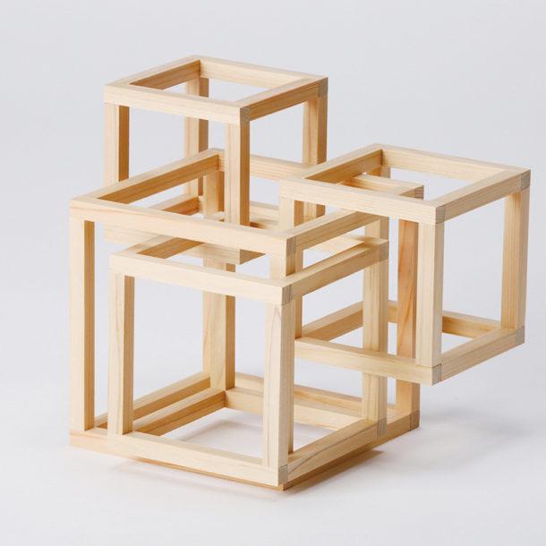 住空間の計画 / 立体構造の製作