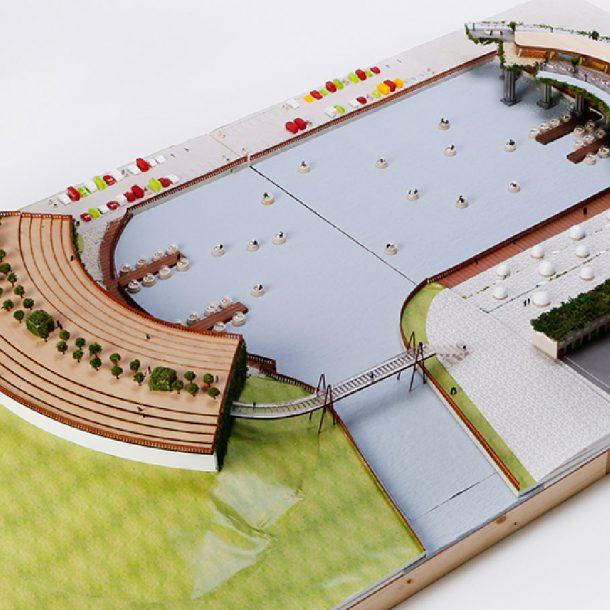 地域再開発計画の提案