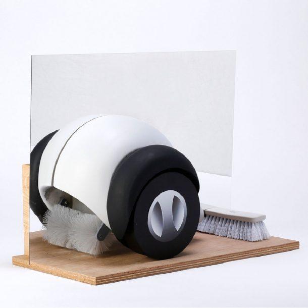 掃除機のデザイン