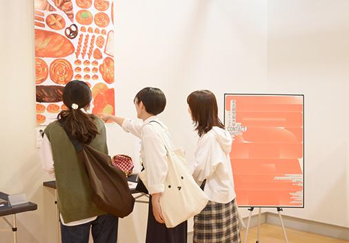 第16回コンタクト展/報告