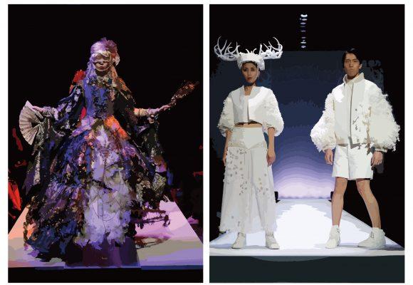 大学祭ファッションショー・卒業制作発表会のご案内について