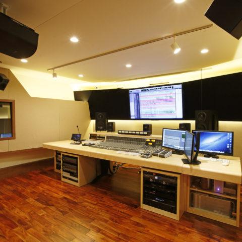 音響編集室が新しくなりました
